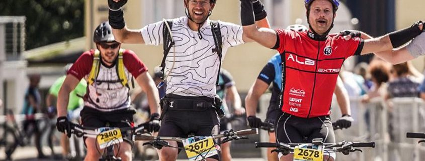 Bike-Marathon